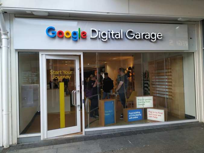 Day 12 - Google Digital Garage