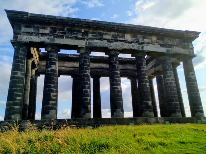 Day 23 - Penshaw Monument