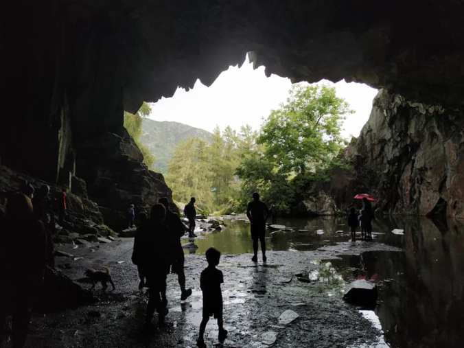 Day 31 - Rydal Cave