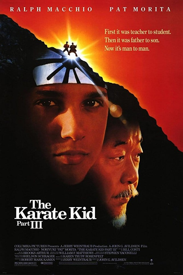Day 40 - Karate Kid 3