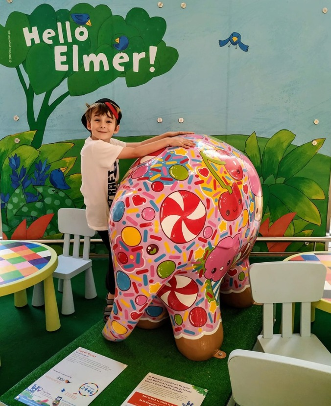 Elmer and Boy 2